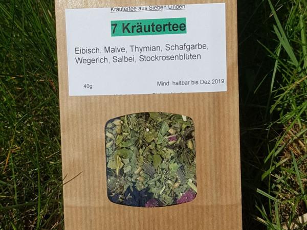 7-Kräuter - Tee